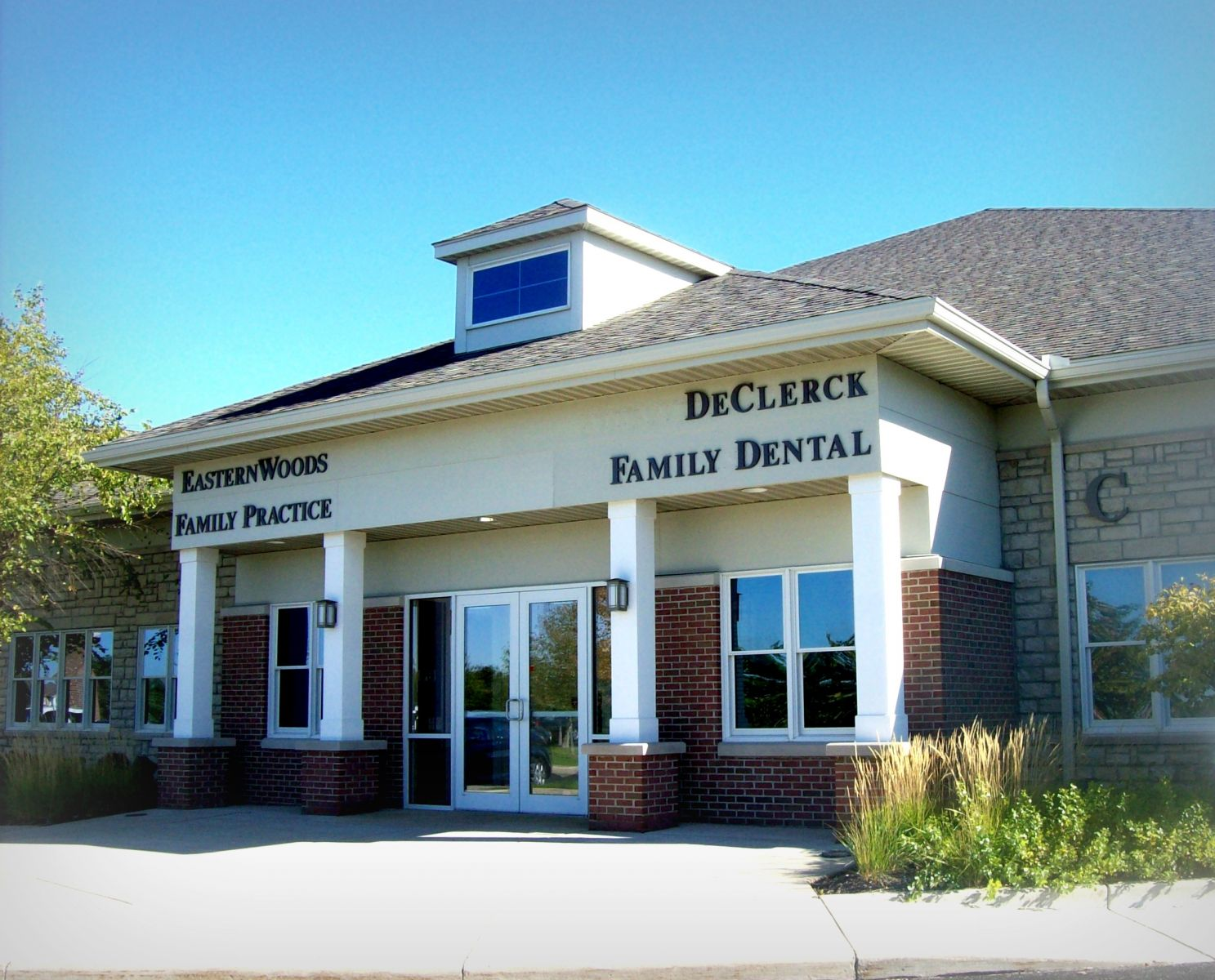 DeClerck Family Dental office