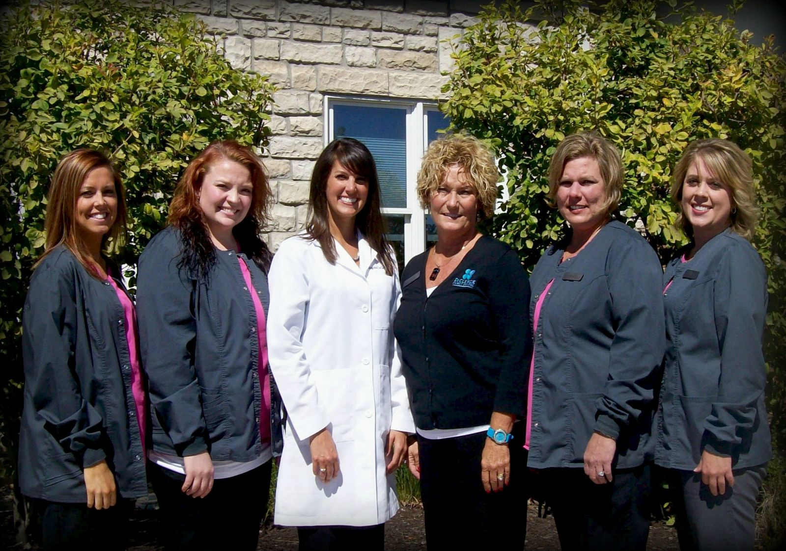 DeClerck Family Dental staff